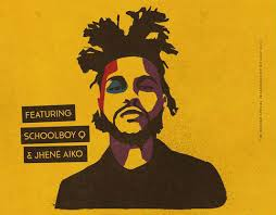 "The Weeknd ""King of the Fall"""