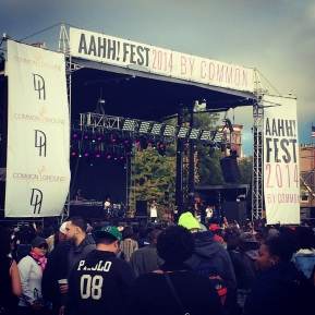 AAHH! FEST Hosted by Common