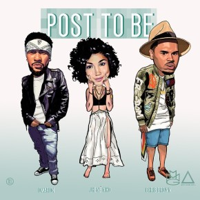 Post To Be – Omarion feat. Chris Brown & Jhené Aiko
